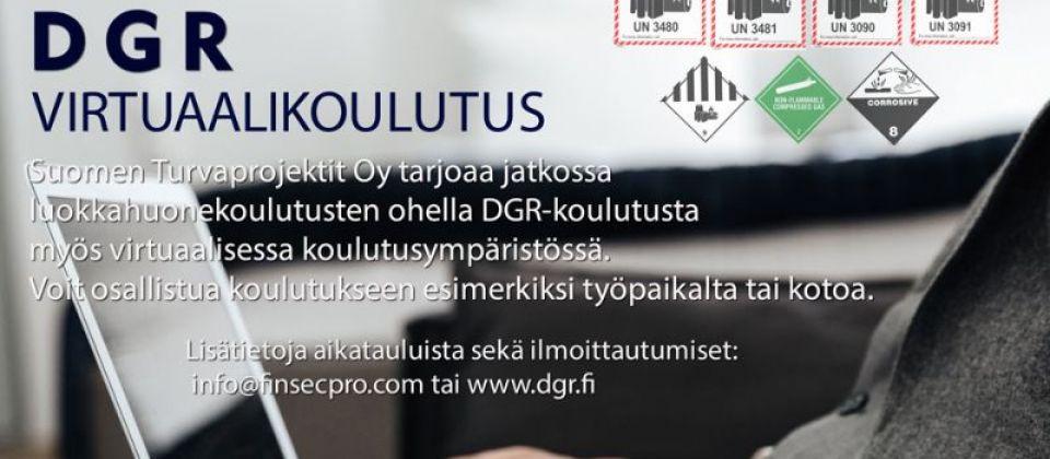 DGR-Virtuaaliset koulutukset